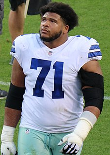 Lael Collins American football offensive tackle