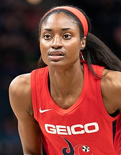 LaToya Sanders basketball player