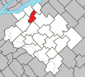 La Durantaye Quebec location diagram.png