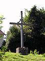 La Forêt-du-Temple (croix entrée de la commune) 4890.jpg