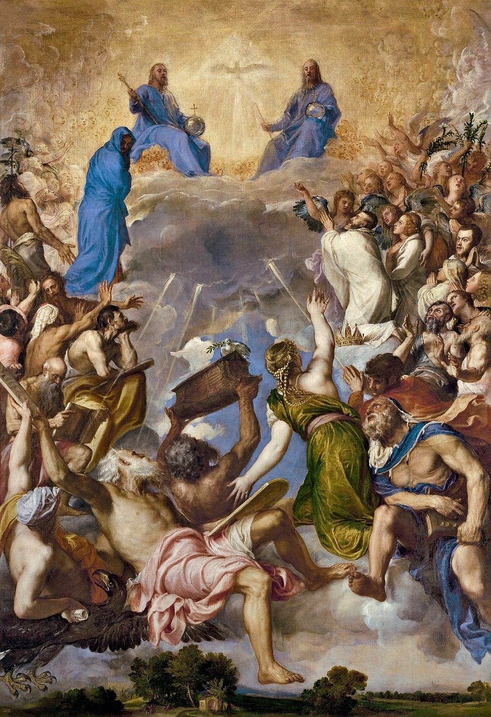 La Gloria (Tiziano)