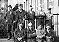 Labor MIM dolgozók csoportképe, 1969. Fortepan 25653.jpg