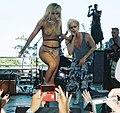 Lady Gaga at Lollapalooza 2010 (cropped1).jpg