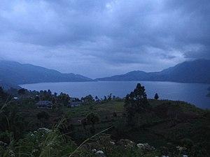Lake Dibawah - Image: Lake Dibawah