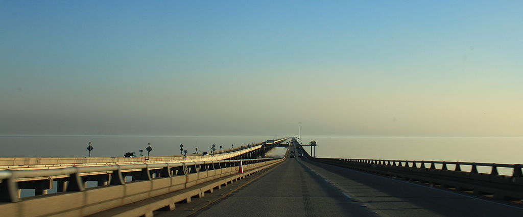 Lake Pontchartrain Causeway 2011