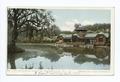 Lake and Boat House, Washington Park, Albany, N. Y (NYPL b12647398-67816).tiff