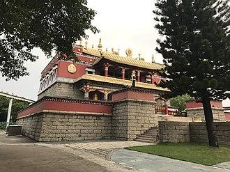 China Folk Culture Village - Tibetan temple