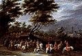 Lambert de Hondt the Younger - Der feierliche Einzug eines Fürsten II - Oil on canvas.jpg