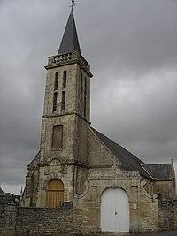 Lantheuil, église Saint-Sylvestre.JPG