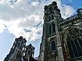 Laon Cathédrale Notre-Dame Türme 1.jpg