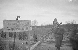 Lapland War - Image: Lapin Sota