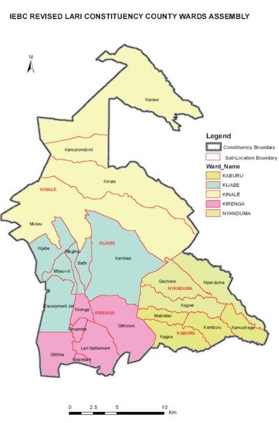 Lari Constituency - Wikipedia