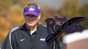 Larry Kehres - Image: Larry Kehres Mount Union Coach
