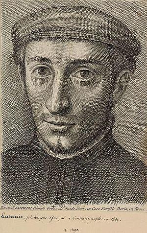 Lascaris, Constantino