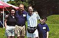 Laura Graff, Tom Graff, Rusty Magee And Son (5576733979).jpg