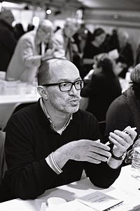 Laurent Mauvignier salon radio france 2011.jpg