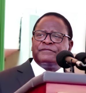 Lazarus Chakwera Malawian politician