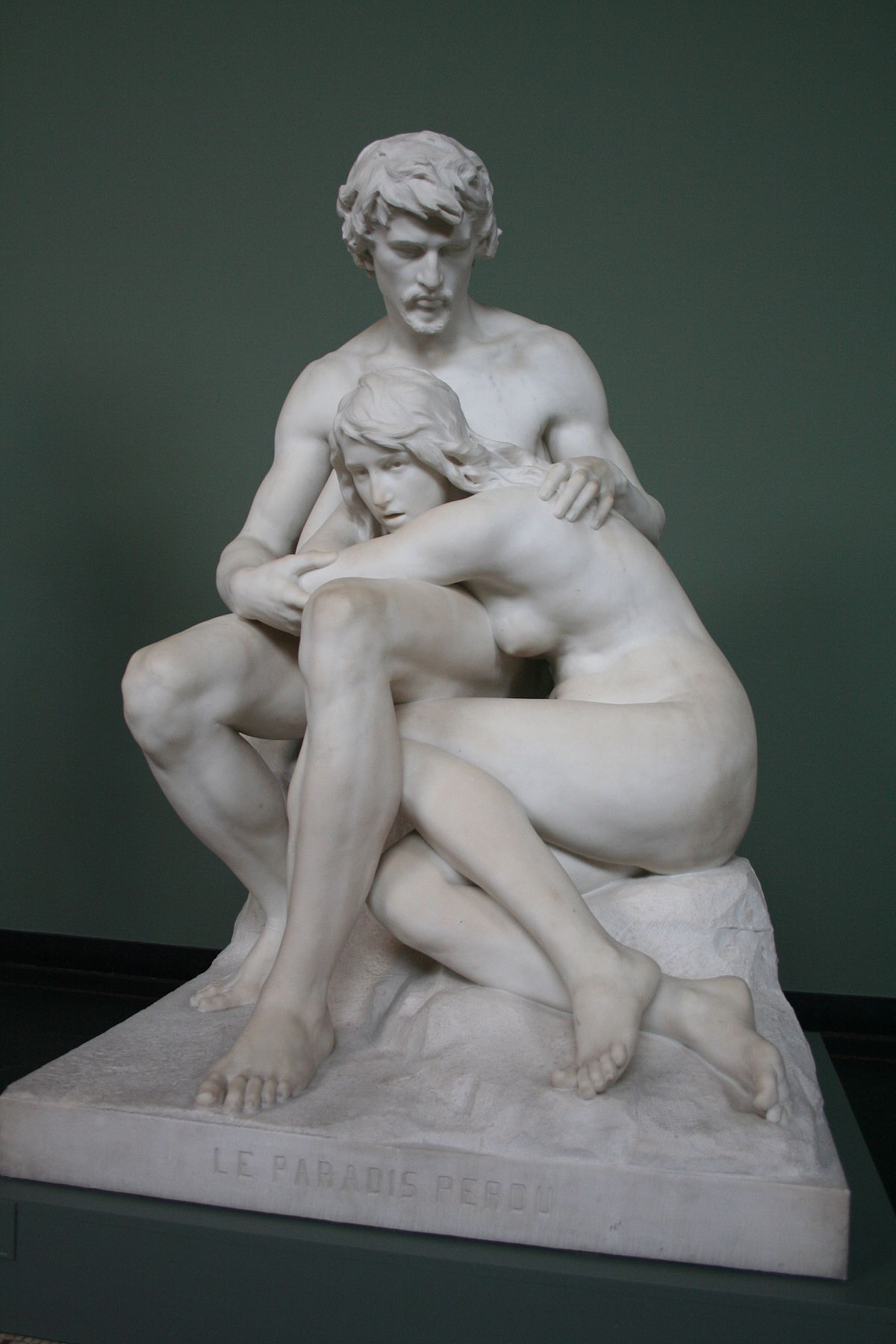 Statue fuck 2 - 1 part 2