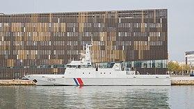 Image illustrative de l'article Pluvier (bateau)