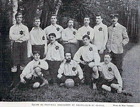 Le Racing Club de France football en juillet 1897.jpg