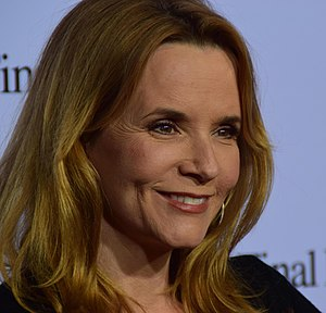 Lea Thompson - Thompson at the Paramount Theater in February 2015