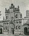 Lecce facciata del tempio dei Santi Nicolò e Cataldo xilografia.jpg