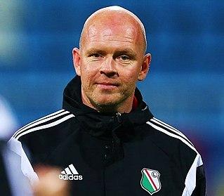 Henning Berg Norwegian footballer and manager