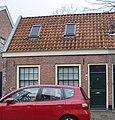 Leiden - gemeentelijk monument 386 - Witte Rozenstraat 35 20190126.jpg