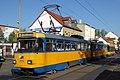 Leipzig, Tatra T4, Dieskaustraße.jpeg