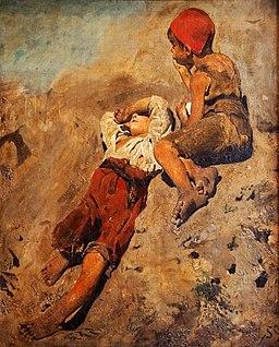 Lenbach–Włoscy chłopcy