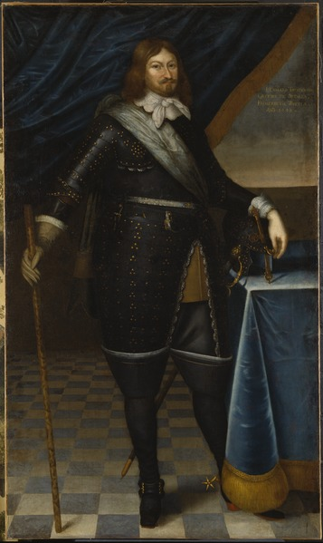 Lennart Torstenson, 1603-51 - Nationalmuseum - 40308