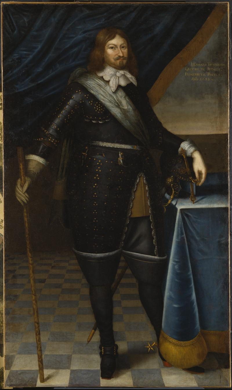 Леннарт Торстенсон, 1603-51 - Национальный музей - 40308.tif