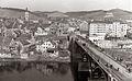Lent in stari most v Mariboru 1956.jpg