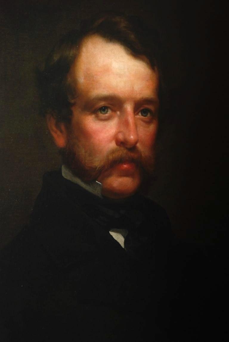 Leonard Jerome portrait