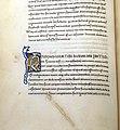 Leonardo bruni, oratio in nebulonem maledicum, firenze 400-25 ca. (bml, pluteo 76.44) 02 iniziale R.jpg