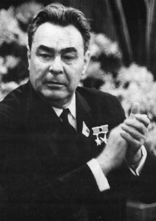 Leonid Brezhnev Portrait (1)