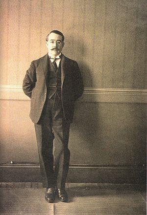 Leopoldo Lugones - Image: Leopoldo Lugones