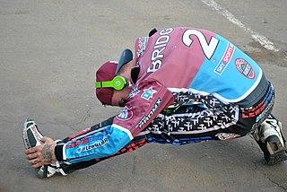 Lewis Bridger British speedway rider