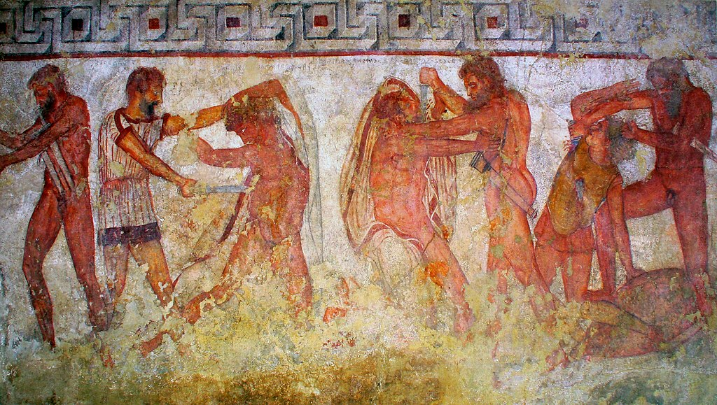 Roman Wall Painting Techniques