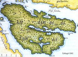 lidingö karta Lidingös historia – Wikipedia lidingö karta