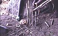 Limba hunters trap in a small rock shelter south of Kamabai, Sierra Leone (West Africa) (2038132409).jpg