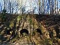 Lime kiln in Muiravonside Country Park - geograph.org.uk - 1691902.jpg