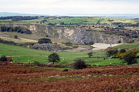 Limestone Quarry, Minera - geograph.org.uk - 72267.jpg
