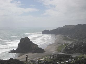 Waitakere Ranges - Lion Rock, Piha