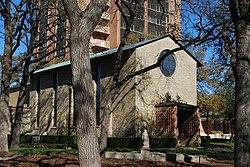 Texas Womanuniversity Denton Texas on Little Chapel In The Woods Texas Woman S University Denton