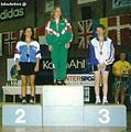 Liubou Bialova IPF 10 World Single Bench Press Championship 1999.jpg