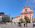 Ljubljana - Prešeren Square.jpg
