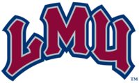 Loyola Marymount Lions athletic logo