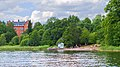Local Vaxholm beach - panoramio.jpg