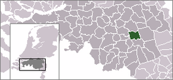 Location of Laarbeek
